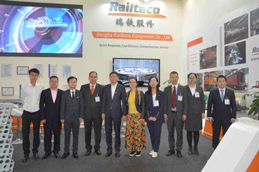 Porcellana Jiangsu Railteco Equipment Co., Ltd.